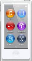 Мультимедийный портативный проигрыватель Apple iPod nano 7Gen 16GB White/Silver (MKN22)