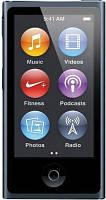 Мультимедийный портативный проигрыватель Apple iPod nano 7Gen 16GB Space Gray (ME971)