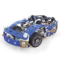 Металлический Конструктор Meccano Спортивный автомобиль 164 элемента (5 моделей)
