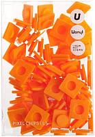 Пиксели Upixel Big оранжевые (WY-P001E)