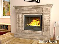 Портал для камина (облицовка) Тунис из натурального мрамора Daino Reale