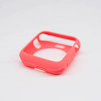 Simple Case Soft Case for Apple Watch Sport 42mm Pink