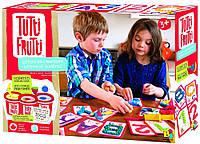 Набор для лепки Tutti-Frutti Буквы и цифры (BJTT14814)