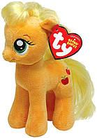Мягкая игрушка Ty My Little Pony. Applejack 20 см (41013)