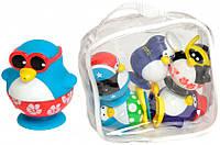 Игрушка для ванны Water Fun Пингвины на пляже (23210)