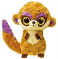 Мягкая игрушка Aurora Yoohoo Желтый Мангуст 20 см (80632A)