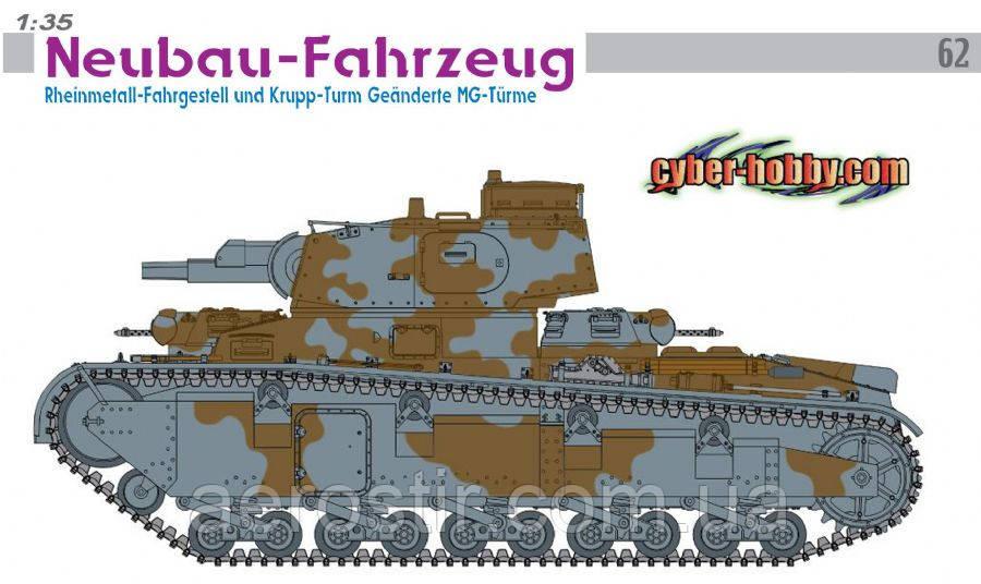 NEUBAU-FAHRZEUG 1/35 DRAGON 6666