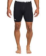 Оригинальные Компрессионные шорты Under Armour HG Core  Черный, XL