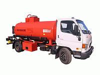 Топливозаправщик АТЗ-4,9 на шасси HYUNDAI HD-78