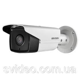 Hikvision DS-2CE16C0T-IT5  12 мм, угол обзора 27° , видеокамера 1.0 Мп Turbo HD