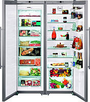 Холодильник с морозильной камерой Liebherr SBSesf 7212