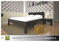 Кровать деревянная Модерн -9