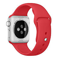 Ремешок Apple Watch 38mm Sport Band (PRODUCT) Red (MLD82)