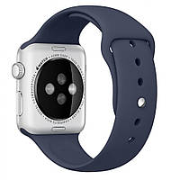 Ремешок Apple Watch 42mm Sport Band Midnight Blue (MLL02)