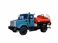 Топливозаправщик АТЗ-6,5 на шасси ЗиЛ