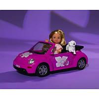 Кукла Evi в кабриолете Simba 5731539
