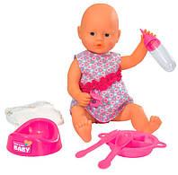 Пупс Bobas Born Baby 38 см Simba 5032533