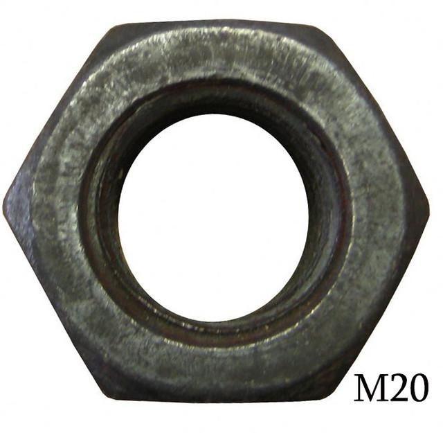 гайка высокопрочная М20 ГОСТ 22354
