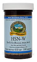 Бад NSP HSN-W  Эйч Эс Эн волосы, кожа, ногти НСП 100 капсул по 410 мг