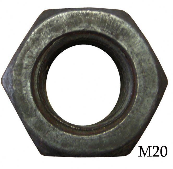 Гайка высокопрочная М20 ГОСТ 22354-77