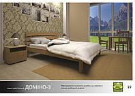 Кровать деревянная Домино -3 Тис