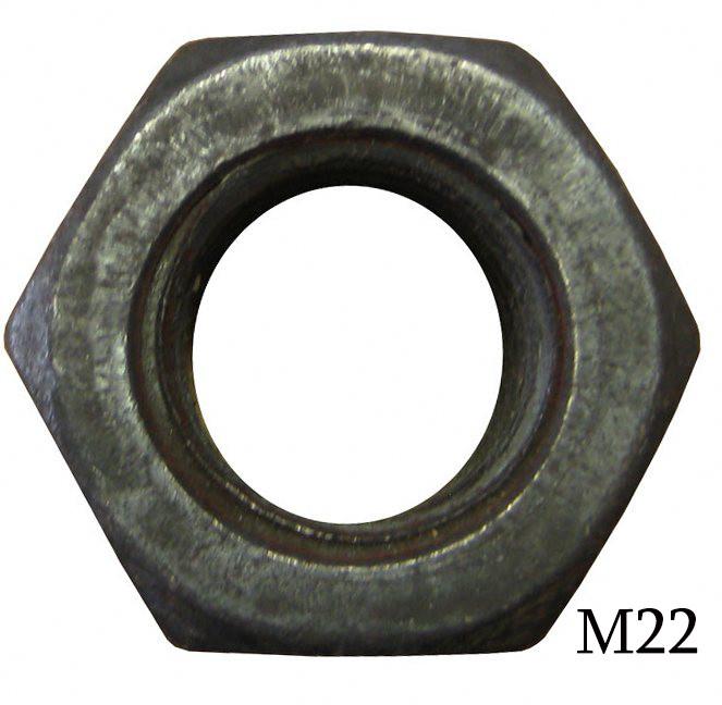Гайка высокопрочная М22 ГОСТ 22354-77