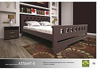 Кровать деревянная Атлант-9