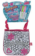 Мини-сумочка Color Me Mine с блестками Simba 6379148