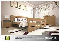 Кровать деревянная Атлант-10