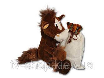 Конь Ласунчик с мешком