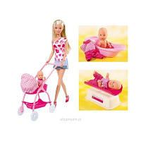 Кукла Steffi с Младенцем Simba 5730861