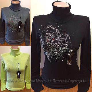 Кашемировый женский свитер оптом в ассортименте
