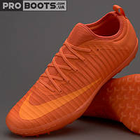 Сороконожки Nike MercurialX Finale II TF Total Orange
