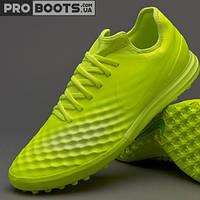 Сороконожки Nike MagistaX Finale II TF Volt