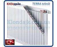 Радиатор стальной TERRA teknik тип 22 500х400 нижнее подключение (Турция)