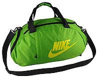 Сумка-рюкзак Nike Total 90 Slim, Найк зелёная с жёлтым ( код: IBS070G ), фото 1