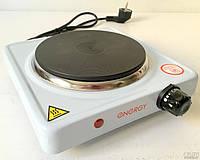 Электроплита настольная, переносная диск Domotec MS-5821