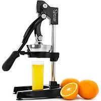 Соковыжималка для цитрусовых Sana Citrus Press Black
