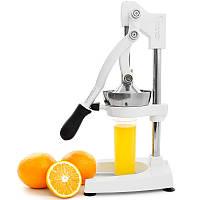 Ручная соковыжималка для цитрусовых Sana Citrus Press White