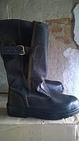 Сапоги кирзовые литьевые высокие размер 40, 41