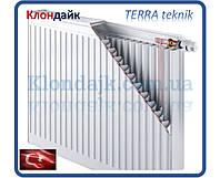 Радиатор стальной TERRA teknik тип 22 500х1000 нижнее подключение (Турция)