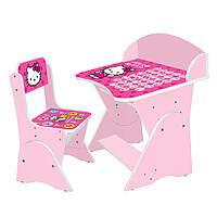 Парта Bambi ML-315-04-2 HELLO KITTY, розовая