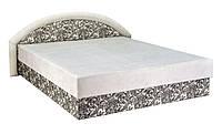 Кровать двуспальная Ривьера 160х200 с матрасом
