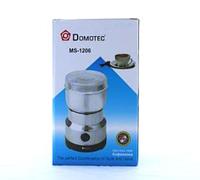 Кофемолка Domotec MS-1206 для измельчения кофе, орехов, сухих бобов и зерновых культур