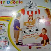 Детский набор для творчества(прилавок продавца)