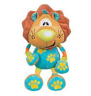 Мягкие игрушки с погремушкой Лев (возраст 0m+) BabyOno 1390