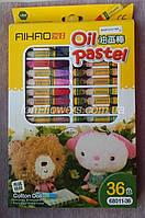 Пастель масляная, 36 цветов., фото 1