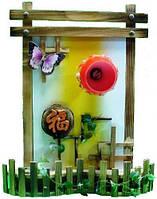 Настенный светильник, картина, 350х420х100