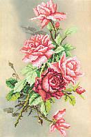Схема для вышивки бисером Вечірні троянди