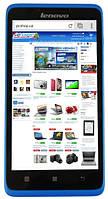 Смартфон Lenovo A766 (Black/Blue) (Гарантия 3 месяца), фото 1